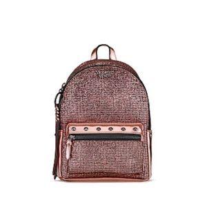 Victoria's Secret Sparkle Small City Backpack
